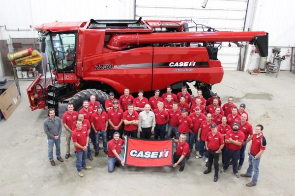 CaseIH Tour of Duty